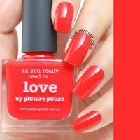 Picture Polish Love Nail Polish