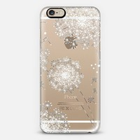 Sparkling Dandy by Monika Strigel iPhone 6 case by Monika Strigel | Casetify