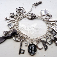 50 Shades Of Grey Inspired Fully Loaded Charm by CraftyJuJuDesigns
