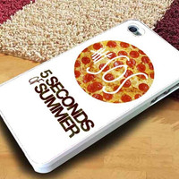 5sos Second Of Summer Pizza Custom Case iPhone Case,Samsung Galaxy Case For iPhone 4,4s,5,5s, Galaxy s3,s4,s5