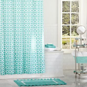 Peyton Shower Curtain From Pbteen Everything For The Bathroom