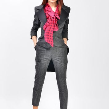 Mina Suit (tapered pants)
