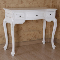 International Caravan Desk Vanity
