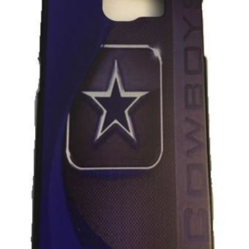 Galaxy S6 Cowboys Plastic Cell Phone Case