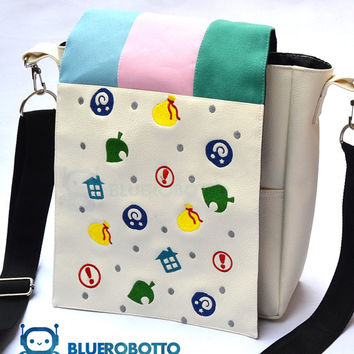Animal Crossing small messenger bag