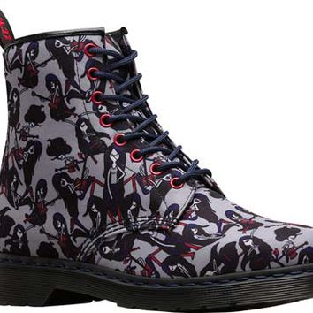 Dr. Martens Adventure Time Castel 8 Eye Boot