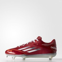 adidas adizero Afterburner 2.0 Cleats - Red | adidas US