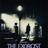 Exorcist The poster Metal Sign Wall Art 8in x 12in
