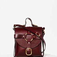 Zana Bayne Medium Signature Leather Bag
