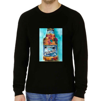 BLUE MOON Beer watercolor - Sweater for Man and Woman, S / M / L / XL / 2XL **