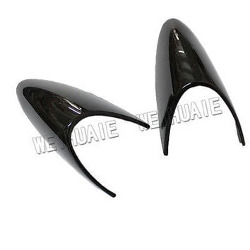 Set of Gy6 50 - 250cc Chinese Scooter Moped Front Turn Signal Light Cover Jonway