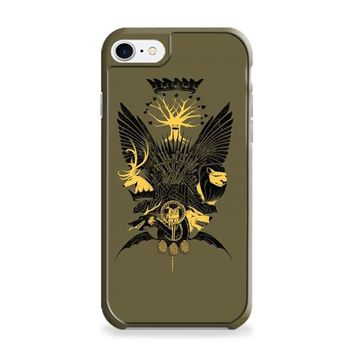 Game Of Thrones Who is Crown iPhone 7 | iPhone 7 Plus Case