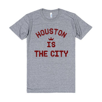 Houston Is The City