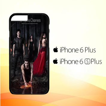 Vampire diaries season 5 posters Z0151 iPhone 6 Plus|6S Plus Case