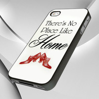 Dictionary Style wizard of oz there is no place like home-iPhone 4/4s, iPhone 5 / 5s / 5c, Samsung Galaxy s3 / s4