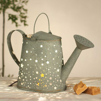 Stars Watering Can Wax Warmer - Barn Roof - *FREE SHIPPING*