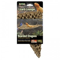 Penn Plax Penn Plax Reptology Natural Lizard Lounger Bearded Dragon Decor