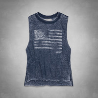 Alicia Sleeveless Tee