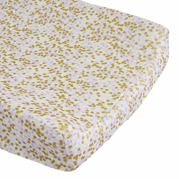 Brambleberry Lilac - Changing Pad Cover