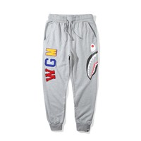 hcxx A Bathing Ape X Logo WGM  Sweat  Pants