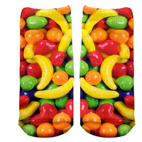 Fruit Candies Socks