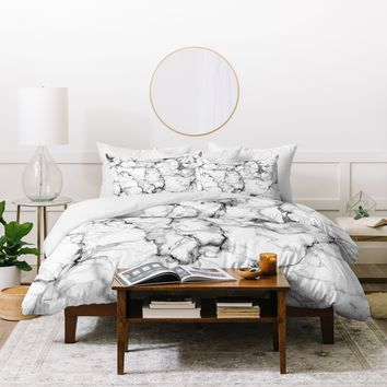 Chelsea Victoria Marble No 3 Duvet Cover