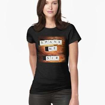 'Girl - will you dare to wear it?' T-Shirt by cartoonsex