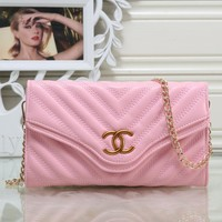 Chanel Women Handbags Shoulder Bag Inclined Shoulder Bag