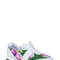 Kate Spade Sidney Sneakers Lucky Green