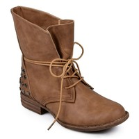 Trust Lace-Up Boots - Women