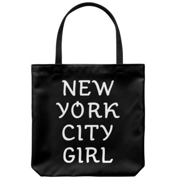 New York City Girl - Tote Bag
