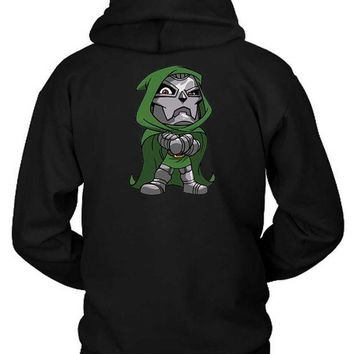 DCCKG72 Marvel Crew Hoodie Two Sided