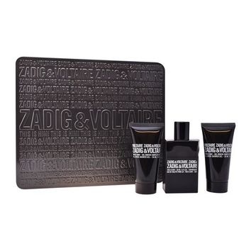 Men's Perfume Set This Is Him! Zadig & Voltaire (3 pcs)