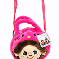 Cute Plush Doll Childrens' handbags Cartoon baby bags for boys and girls 10pcs/lot funny gift free shiping