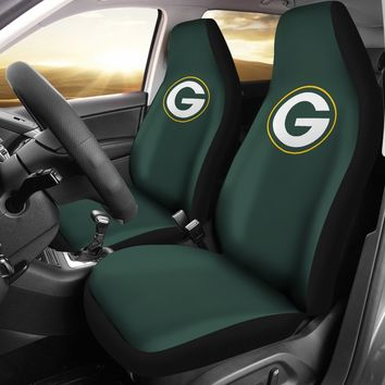 Green Bay Packers Design Seat Covers