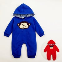 Cotton Baby Costume Long Sleeve Hats [4919771908]
