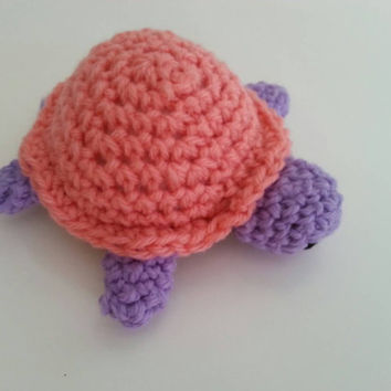 Bethany The Amigurumi Sea Turtle Crochet Plush Toy