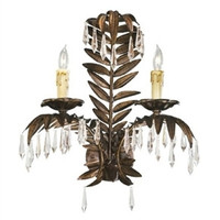 The Largo 2-Light  Wall Sconce