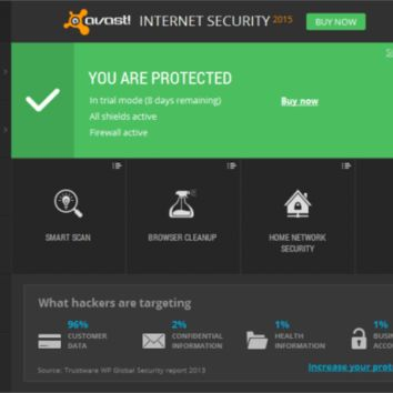 Avast Antivirus 10.3.2225 License Key with Activation Code