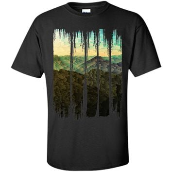 Becoming Abstract Landscape Painting 2017 T Shirt