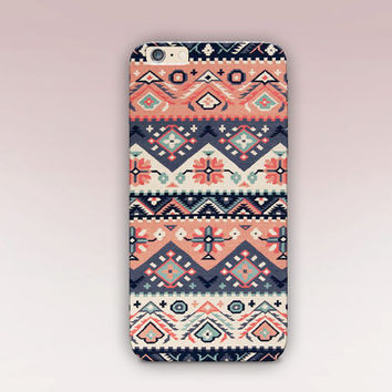 Tribal Pattern Phone Case - iPhone 6 Case - iPhone 5 Case - iPhone 4 Case - Samsung S4 Case - iPhone 5C - Tough Case - Matte Case - Samsung