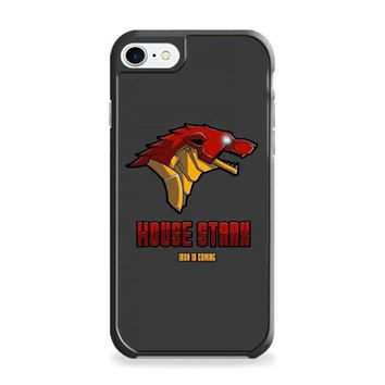 Game Of Thrones House Stark Iron Man iPhone 6 | iPhone 6S Case