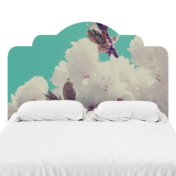 Spring Fever Headboard Decal