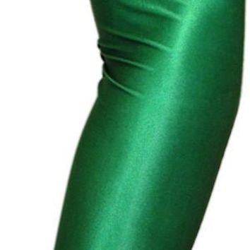 ARM SLEEVE ● Green Solid Color