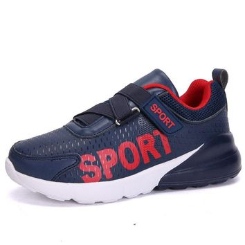 2018 winter Children Casual shoes Leather Kids sports shoes boys Running Shoes girls waterproof sneakers for toddler boy