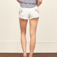 Womens High Rise 2 Inch Shorts | Womens Bottoms | Abercrombie.com