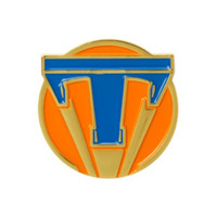 Disney Tomorrowland Logo Pin