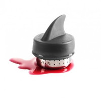 Shark Fin Stainless Steel Loose Tea Infuser, Gift Boxed, 1 3/4 Inch X 2 Inches