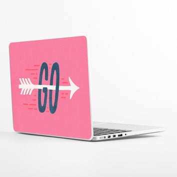 Go Laptop Skin