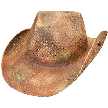 Peter Grimm - Sahara Brown Cowboy Hat